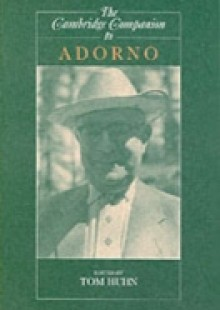 Обложка книги  - Cambridge Companion to Adorno
