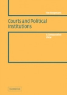 Обложка книги  - Courts and Political Institutions
