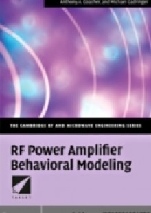Обложка книги  - RF Power Amplifier Behavioral Modeling