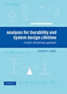 Обложка книги  - Analyses for Durability and System Design Lifetime