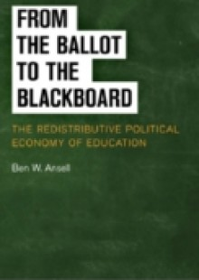Обложка книги  - From the Ballot to the Blackboard