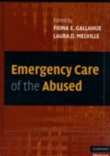Обложка книги  - Emergency Care of the Abused