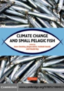Обложка книги  - Climate Change and Small Pelagic Fish