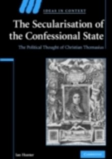 Обложка книги  - Secularisation of the Confessional State