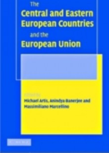 Обложка книги  - Central and Eastern European Countries and the European Union