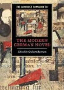 Обложка книги  - Cambridge Companion to the Modern German Novel