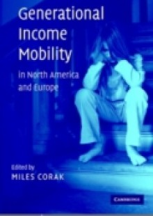 Обложка книги  - Generational Income Mobility in North America and Europe
