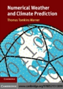 Обложка книги  - Numerical Weather and Climate Prediction