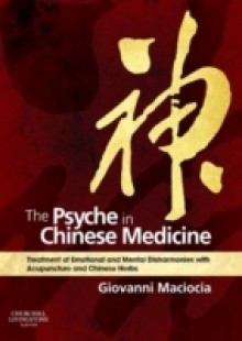 Обложка книги  - Psyche in Chinese Medicine