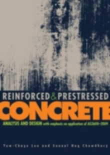 Обложка книги  - Reinforced and Prestressed Concrete