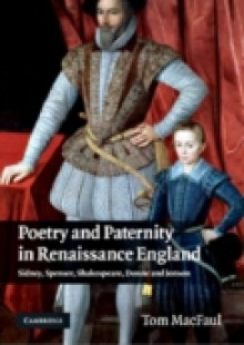 Обложка книги  - Poetry and Paternity in Renaissance England