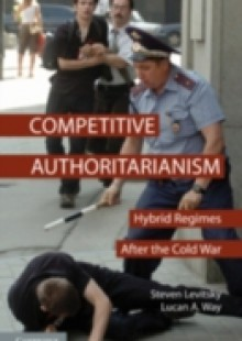 Обложка книги  - Competitive Authoritarianism