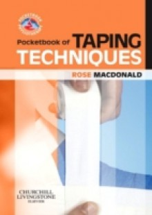Обложка книги  - Pocketbook of Taping Techniques