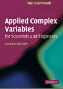 Обложка книги  - Applied Complex Variables for Scientists and Engineers