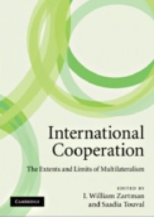 Обложка книги  - International Cooperation