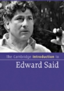 Обложка книги  - Cambridge Introduction to Edward Said