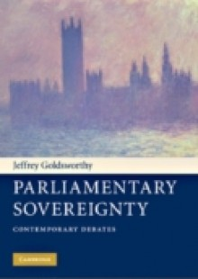 Обложка книги  - Parliamentary Sovereignty