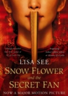 Обложка книги  - Snow Flower and the Secret Fan