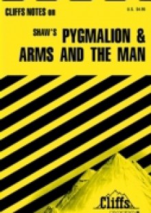 Обложка книги  - CliffsNotes on Shaw's Pygmalion and Arms and The Man
