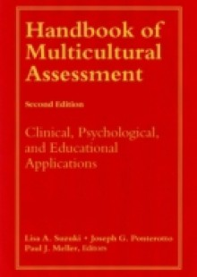 Обложка книги  - Handbook of Multicultural Assessment