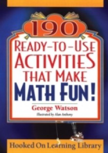 Обложка книги  - 190 Ready-to-Use Activities That Make Math Fun!