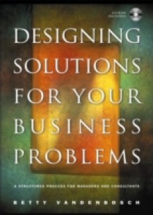 Обложка книги  - Designing Solutions for Your Business Problems