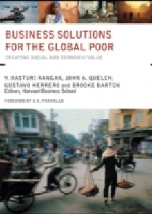 Обложка книги  - Business Solutions for the Global Poor