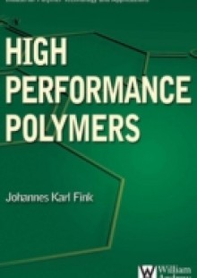 Обложка книги  - High Performance Polymers