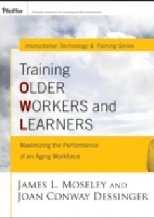 Обложка книги  - Training Older Workers and Learners