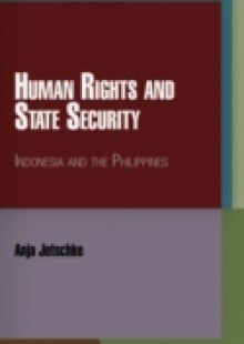 Обложка книги  - Human Rights and State Security