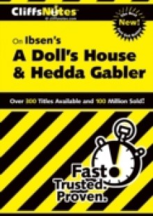Обложка книги  - CliffsNotes On Ibsen's A Doll's House and Hedda Gabler