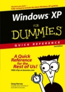 Обложка книги  - Windows XP For Dummies Quick Reference