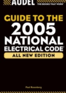 Обложка книги  - Audel Guide to the 2005 National Electrical Code