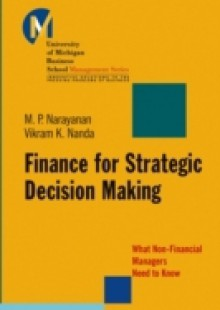 Обложка книги  - Finance for Strategic Decision-Making