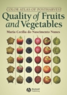Обложка книги  - Color Atlas of Postharvest Quality of Fruits and Vegetables