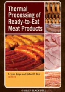 Обложка книги  - Thermal Processing of Ready-to-Eat Meat Products