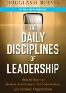 Обложка книги  - Daily Disciplines of Leadership