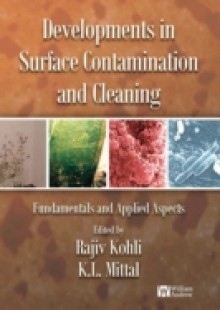 Обложка книги  - Developments in Surface Contamination and Cleaning