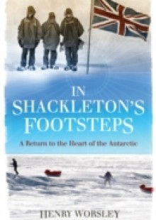 Обложка книги  - In Shackleton's Footsteps