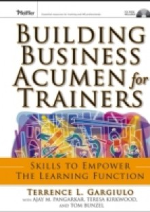 Обложка книги  - Building Business Acumen for Trainers