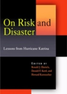 Обложка книги  - On Risk and Disaster