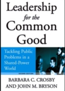 Обложка книги  - Leadership for the Common Good