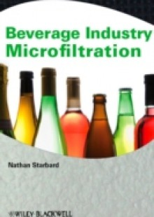 Обложка книги  - Beverage Industry Microfiltration