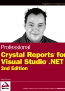 Обложка книги  - Professional Crystal Reports for Visual Studio .NET