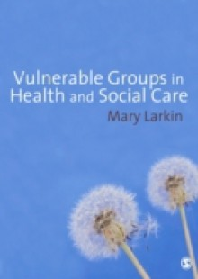Обложка книги  - Vulnerable Groups in Health and Social Care