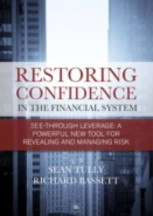 Обложка книги  - Restoring Confidence In The Financial System