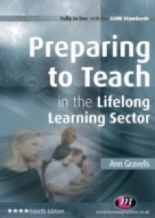 Обложка книги  - Preparing to Teach in the Lifelong Learning Sector