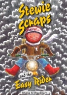 Обложка книги  - Stewie Scraps and the Easy Rider