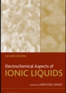 Обложка книги  - Electrochemical Aspects of Ionic Liquids