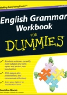 Обложка книги  - English Grammar Workbook For Dummies